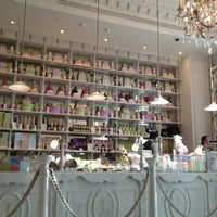Photo taken at Ladurée by Michael G. on 3/3/2012