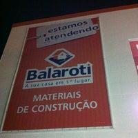 Photo taken at Balaroti Materiais de Construção by André L. on 5/18/2012