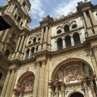 Foto tomada en Catedral de Málaga por Dmitry W. el 7/31/2012