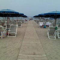 Photo taken at Bagno Fifì by Alex M. on 8/6/2012