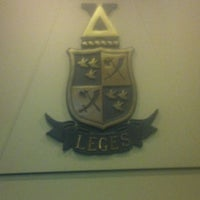 Photo taken at Delta Chi Headquarters by Ally K on 8/17/2012