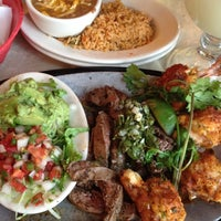 Photo taken at Pappasito's Cantina by Jasper B. on 6/23/2012
