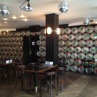 Photo taken at Grand Café Heineken Hoek by Руслан М. on 8/18/2012