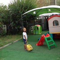 Photo taken at Playbaby by Cristina U. on 9/11/2012