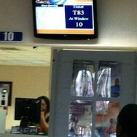Photo taken at Virginia Department of Motor Vehicles by Tim K. on 7/2/2012