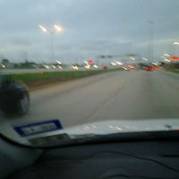Photo taken at Beltway 8 by Cathy F. on 3/17/2012