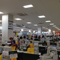 Photo taken at 万代 西宮前浜店 by Mustard on 7/16/2012