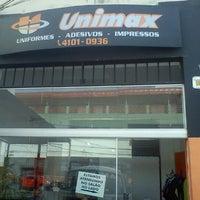 Photo taken at Unimax by Rafael G. on 6/2/2012