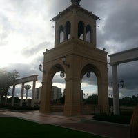 Photo taken at Cranes Roost Park by Seth G. on 8/4/2012