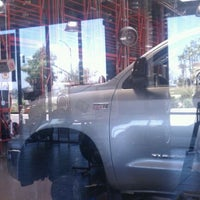 Photo taken at America's Tire Store by Cristian A. on 5/14/2012