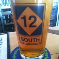 Photo taken at 12 South Taproom & Grill by Henry N. on 6/13/2012