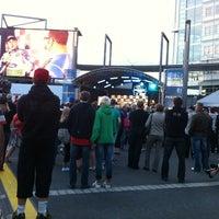 Photo taken at Ympyrätori by Samuli Y. on 8/1/2012
