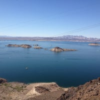 Photo taken at Lake Mead Overlook by Brad L. on 6/10/2012