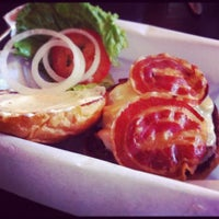 Photo taken at Park Burger by Michael B. on 6/27/2012