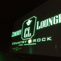Photo taken at Cowboy Lounge by DENCO on 3/16/2012