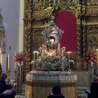 Foto tomada en Iglesia Matriz de Ntra. Sra. de La Concepcion por Agustin G. el 4/6/2012