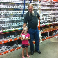 Photo taken at The Home Depot by Judy D. on 7/21/2012