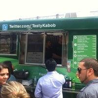 Photo taken at Tasty Kabob by Eric W. on 4/17/2012