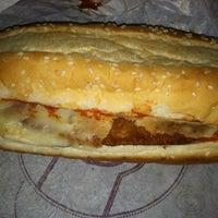 Photo taken at Burger King by Jane D. on 2/13/2012