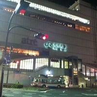 Photo taken at JR Ōimachi Station by Koichiro Y. on 2/27/2012