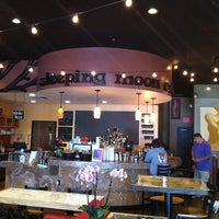 Photo taken at Sleeping Moon Cafe by Oscar S. Bowen on 5/10/2012