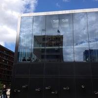 Photo taken at Elbphilharmonie Pavillon by Nicole W. on 7/17/2012