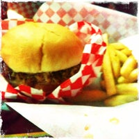 Photo taken at Honey Bear's BBQ by Amy (@AmyPR) L. on 5/28/2012