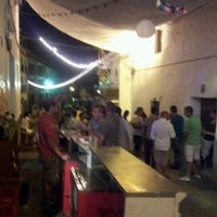 Photo taken at Cafe Pub Sojahi Canillas by Amparo A. on 8/11/2012