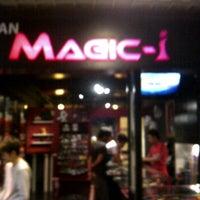 Photo taken at Magic-i by Farihin F. on 2/14/2012