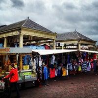 Photo taken at Vismarkt by Iwan W. on 6/9/2012