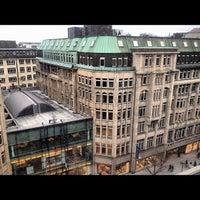 Photo taken at Park Hyatt Hamburg by Роман Н. on 4/4/2012