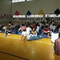 Photo taken at Colégio Guilherme de Almeida by Andrea L. on 8/11/2012