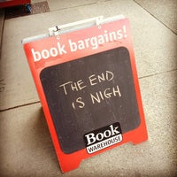 Photo taken at Book Warehouse by Winnie L. on 3/17/2012