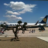 Photo taken at Aeroport de Reus (REU) by Ilia D. on 8/7/2012