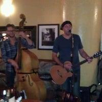 Photo taken at Mezza Restaurant & Bar by Jill U. on 9/12/2012