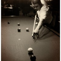 Photo taken at Master Z's Cue Club by Stephanie S. on 3/7/2012
