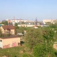 Photo taken at Горнолыжка by Славик О. on 5/16/2012