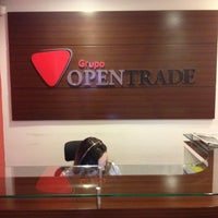 Photo taken at Open Trade Logistica by Carlos on 8/17/2012