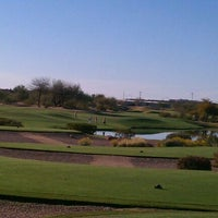 Photo taken at TPC Scottsdale by Justin S. on 3/24/2012