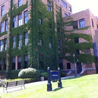Photo taken at Cramer Hall by Shaina B. on 7/9/2012