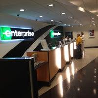 Photo taken at Enterprise Rent-A-Car by Fathi H. on 4/7/2012