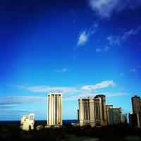 Photo taken at Ambassador Hotel Waikiki by Tomoyuki S. on 7/8/2012