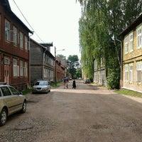 Photo taken at Lepiku streetmuseum by Urmo T. on 7/10/2012