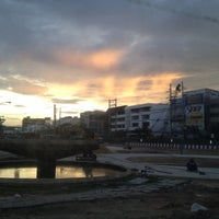 Photo taken at Borommaratchachonnani Intersection by SU💋 S. on 3/8/2012