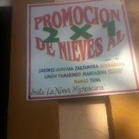 Photo taken at La Michoacana - Centro de Tlalpan by Emmanuel C. on 4/4/2012