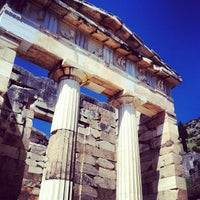 Photo taken at Delphi by Kyle H. on 5/2/2012
