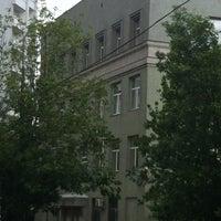 Photo taken at Московская банковская школа by Natalia I. on 6/4/2012