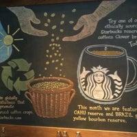 Photo taken at Starbucks by Rick C. on 7/10/2012