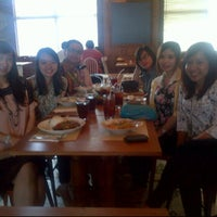 Photo taken at The Lunch Room by Priscilla T. on 8/10/2012