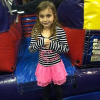 Photo taken at Pump It Up by Vincent S. on 2/25/2012